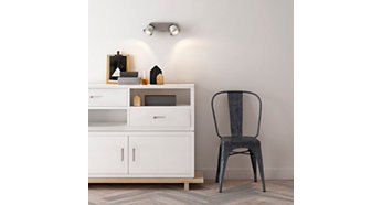 Create a stylish and welcoming atmosphere