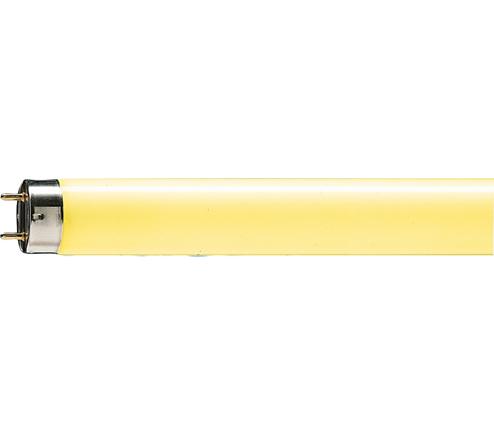 TL-D Colored 18W Yellow 1SL/25