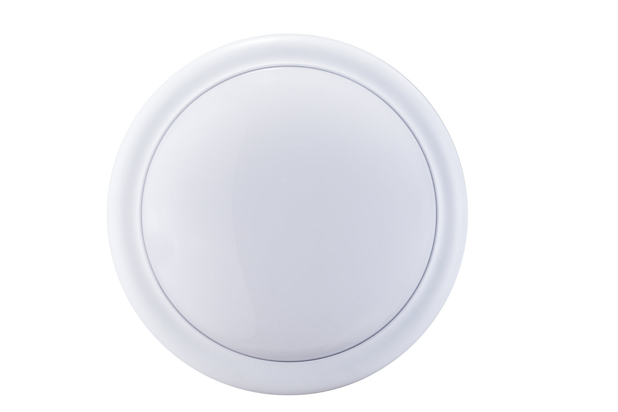 The new Philips tri-colour Waterproof Bulkhead offers exceptional value. It is perfect for your everyday lighting installations. It comes with option of a 3 CCT selection switch and 2 wattage selection switch to provide flexibility to the customer.