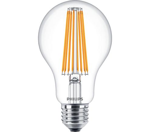 CLA LEDBulb ND 11-100W E27 865 A67 CL