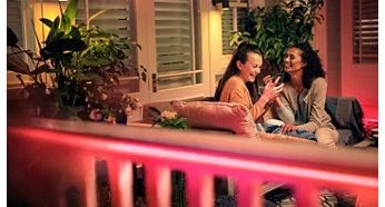 Φωτισμός ταινίας LED με τέλεια ομοιομορφία και διάχυση
