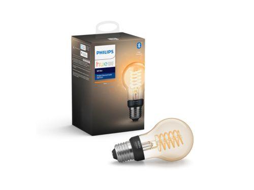 Hue White Filament 1-pack A60 E27 Filament Standard