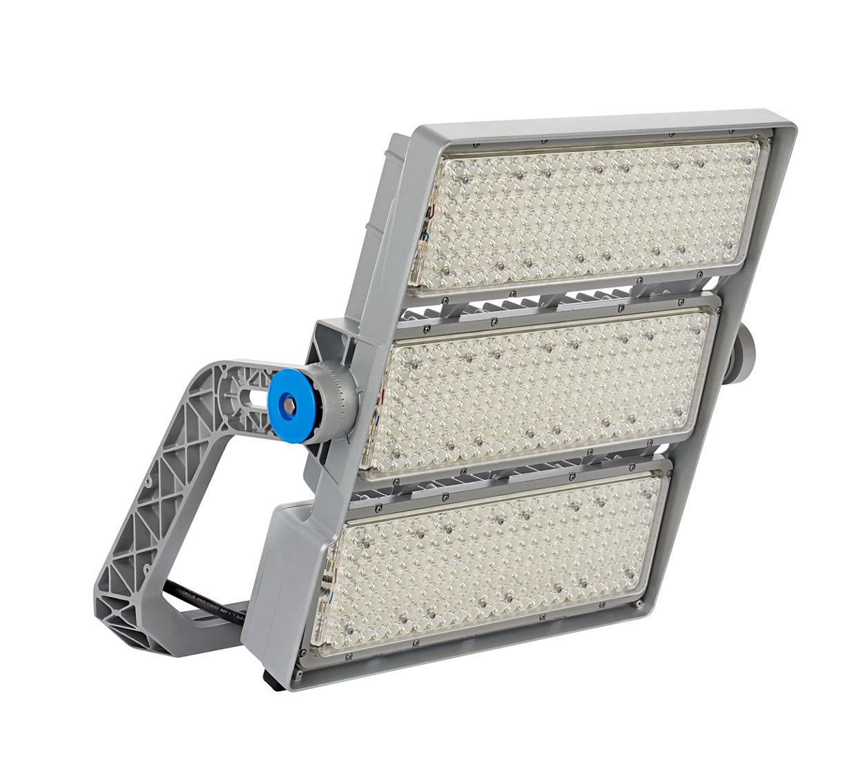 ArenaVision LED gen3.5 – revolutionerar planbelysningsupplevelsen