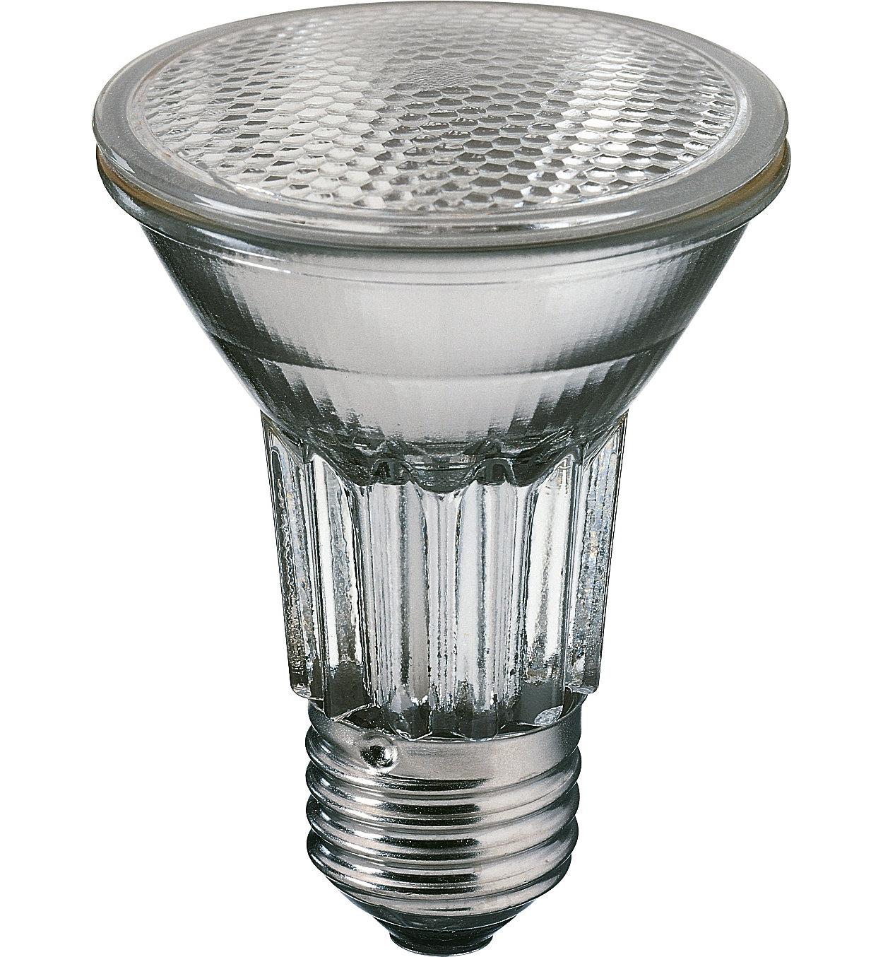 Spot de lumière blanche étincelante - une alternative moderne aux lampes à réflecteur conventionnelles