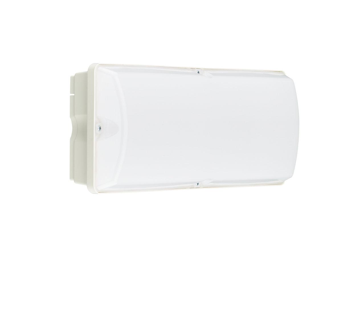 Ledinaire Square Wall-mounted on energiatehokas valaisin yleisvalaistukseen.