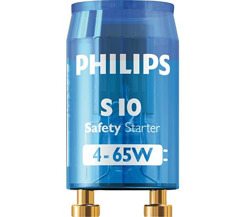 S10 4-65W SIN 220-240V BL LIS/12X25