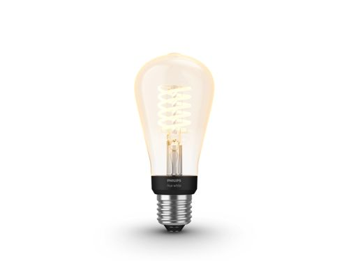 Hue White filament 1-pack ST64 E27 Edison met zichtbare gloeidraad