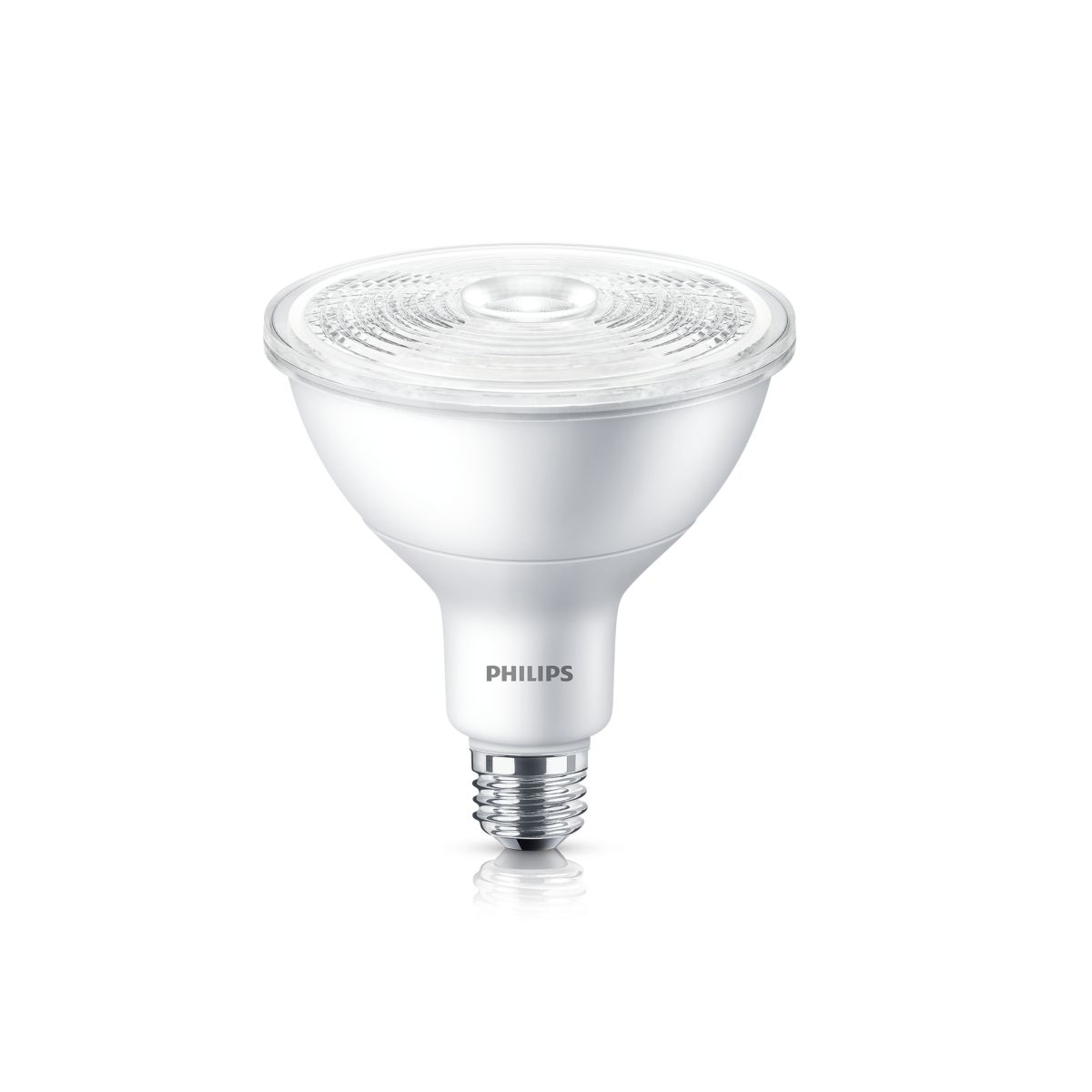 Philips 13w PAR38 Dimmable LED Flood 25 White 3000k AirFlux Light Bulb