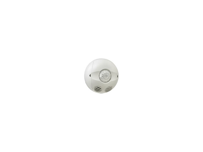 Ceiling sensor, multi-tech, low voltage, 500sq ft, 24VDC