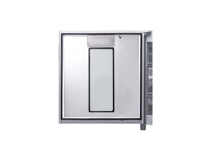 UVCC200 SPP chamber door inside
