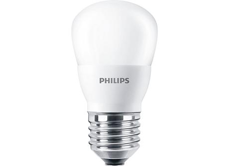 LED candle/luster LEDBulb 4-40W E27 3000K 220V P45 2BC