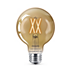 Smart LED Filament amber G25 E26