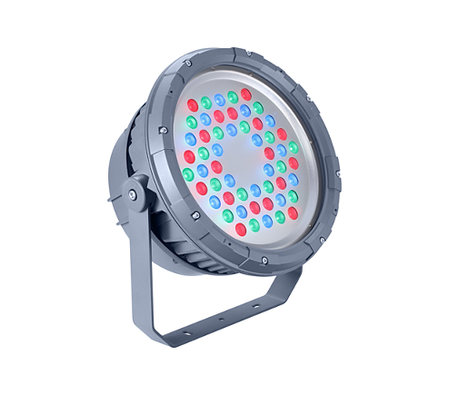 BVP324 54LED RGB 220V 15 DMX