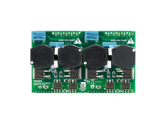 DGLM402 4 x 2 A Leading  edge dimmer module