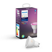 Hue White and colour ambience 1-pack GU10