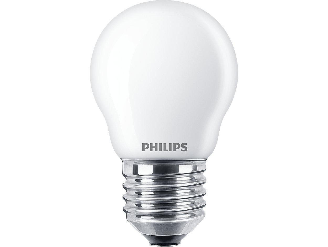 Varmt hvidt lys, ingen kompromiser hvad angår lyskvalitet