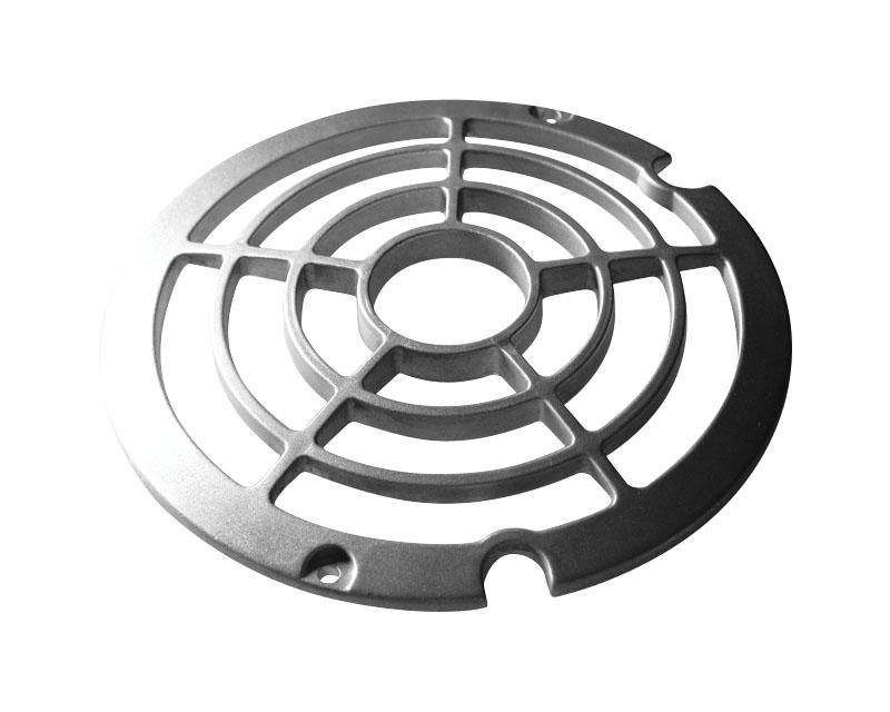 Landscape Accessories, Cast Stainless Steel Rock Guard (I15CRGSS)