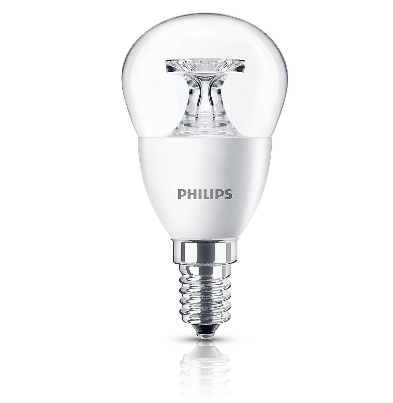Đèn trang trí LED trong suốt mang ánh sáng lấp lánh vào nhà bạn