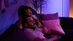 Синхронизация мультимедиа с освещением