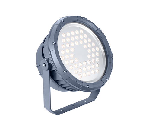 BVP324 54LED 30K 220V 8 DMX