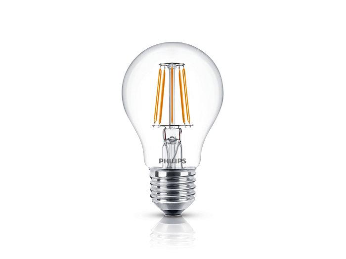 Lámparas LED clásicas de filamento