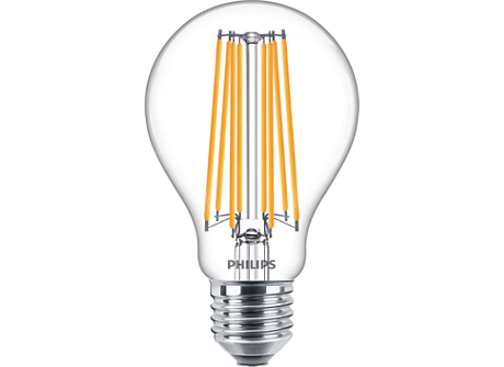 CLA LEDBulb ND 17-150W A67 E27 827 CL