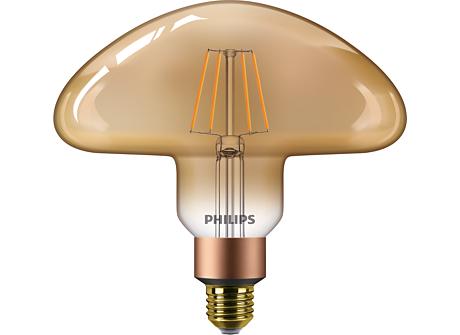 LEDClassic 30W Mushroom E27 2000K GOLD D