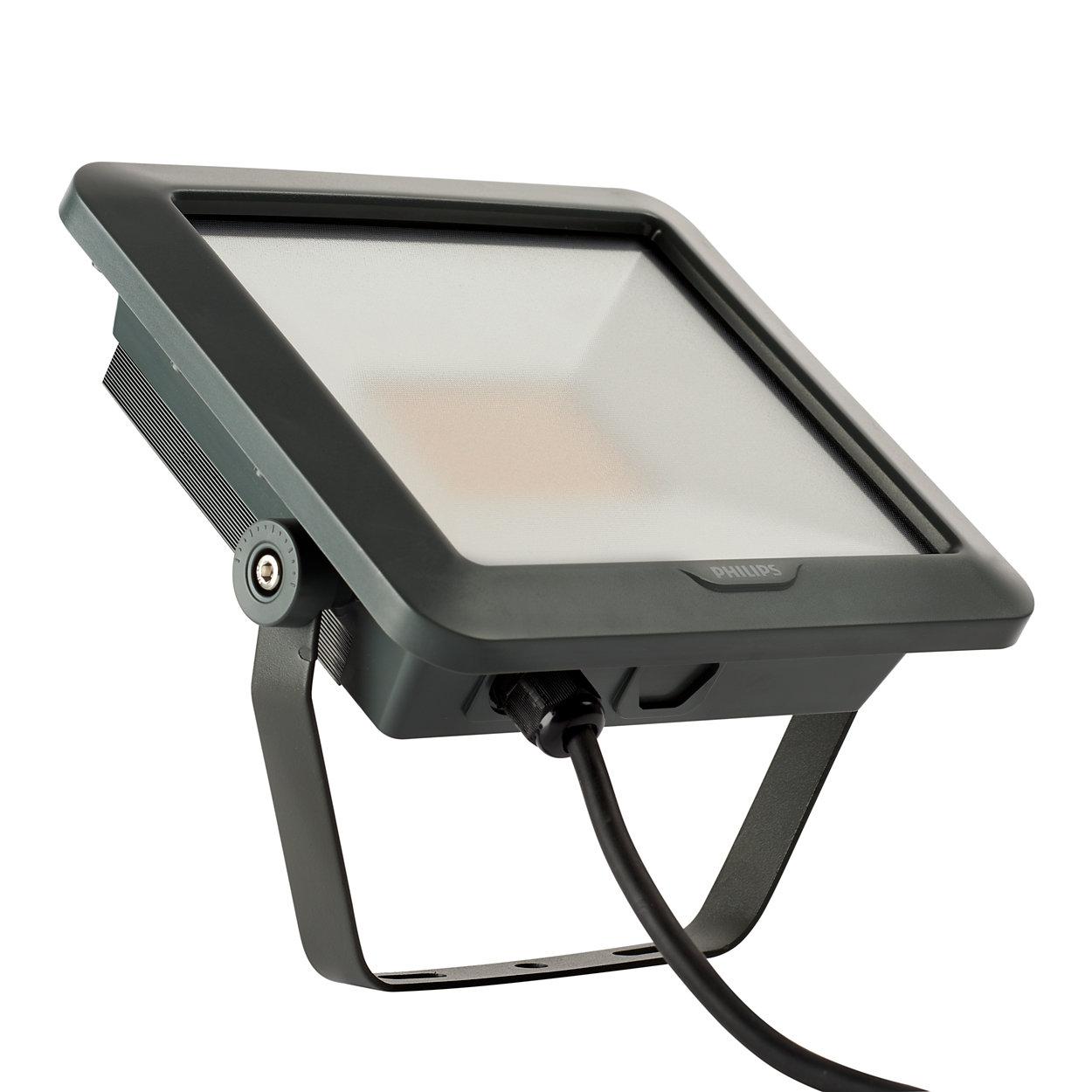 Variedad de proyectores LED de gran eficiencia energética