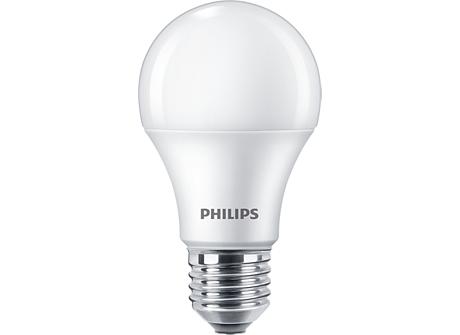 Essential LEDBulb 9.5-75W E27 6500K 1PF/6 MX