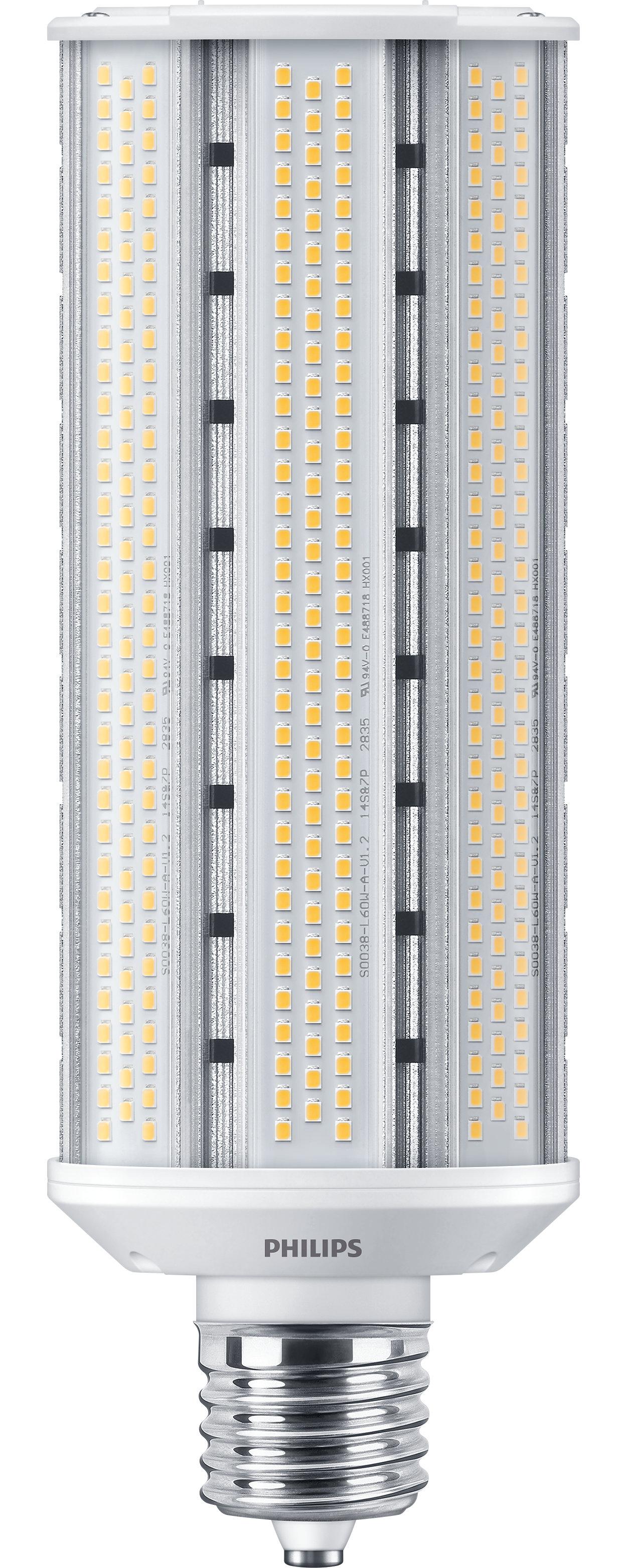 Lampe DEL professionnelle pour remplacer les lampes à décharge à haute intensité, modernisation instantanée, économies instantanées.