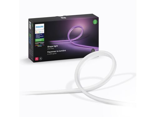Hue White and color ambiance Lightstrip Outdoor 197 inch