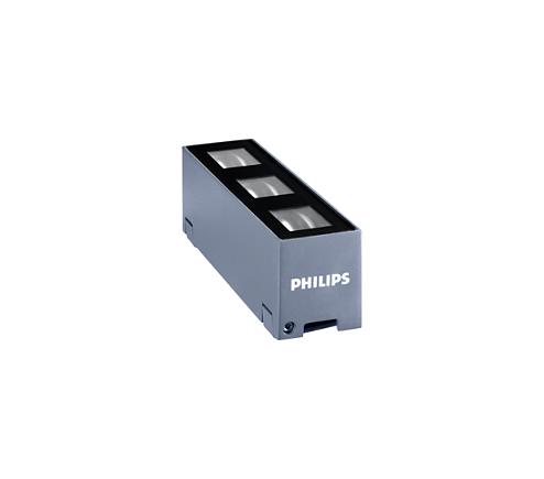 BCP390 3LED RGB 24V 3x90 DMX