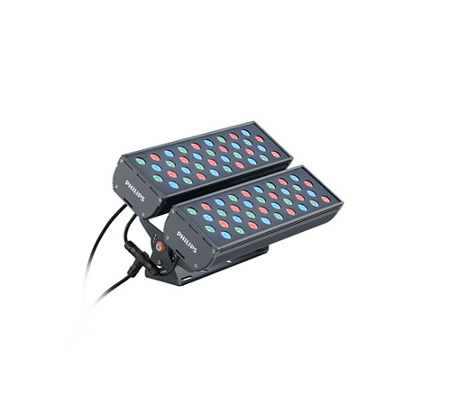 BVP341 72LED RGB 220V L45 40 DMX
