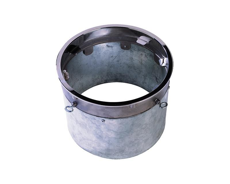 Stainless Steel Concrete Pour Kit (CPS3), Landscape Accessories