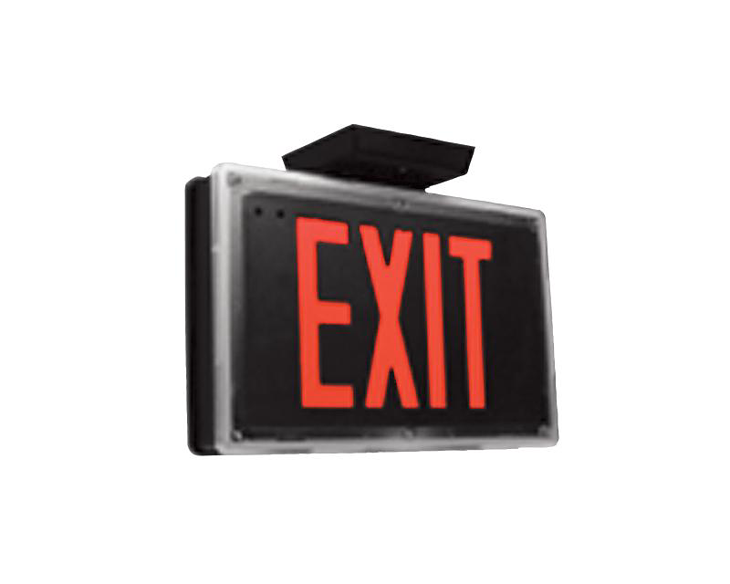 60 Series LED Exit Sign