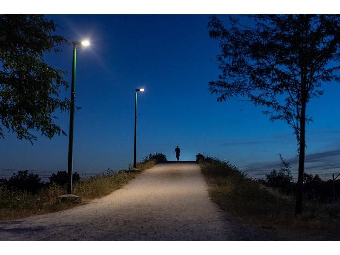 SunStay installed at Infanta Elena Park Spain