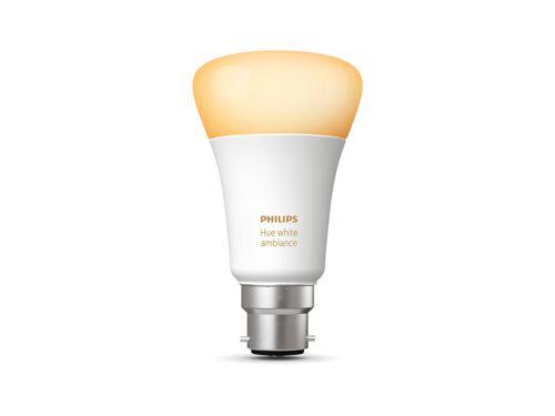 Hue White Ambiance Single bulb B22