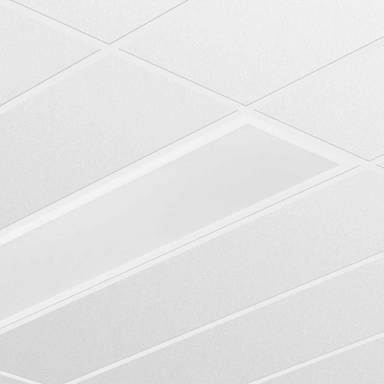 Obdĺžnikové svietidlo SlimBlend – vysoký výkon, pokročilé ovládanie