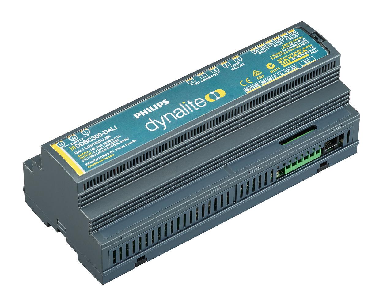 Soluciones de control de iluminación con consumo eficiente de energía, simples y a la vez sofisticadas