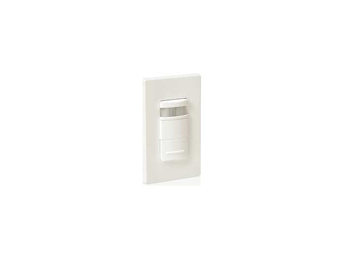 Wall switch sensor - PIR, single switch, 120/277VAC