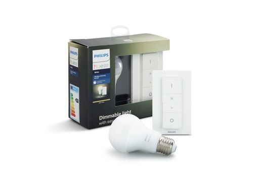Hue White Wireless dimming kit, patice E27