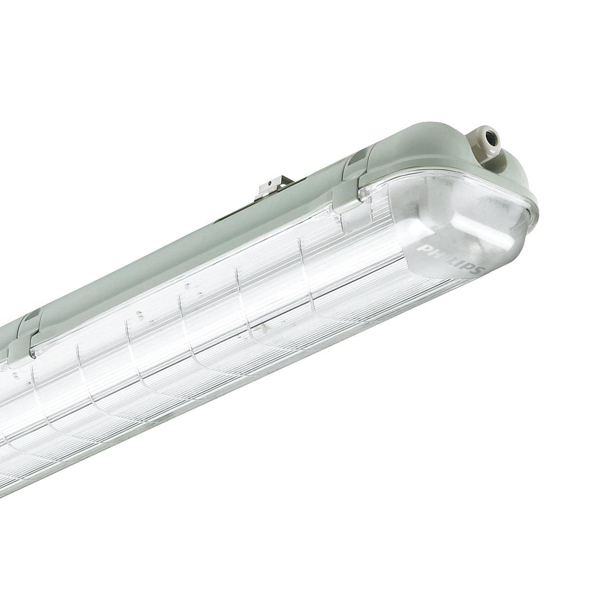Ledinaire Feuchtraumleuchte - der optimale Einstieg in LED