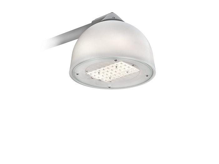 Small Copenhagen LED gen2 with side entry adaptor