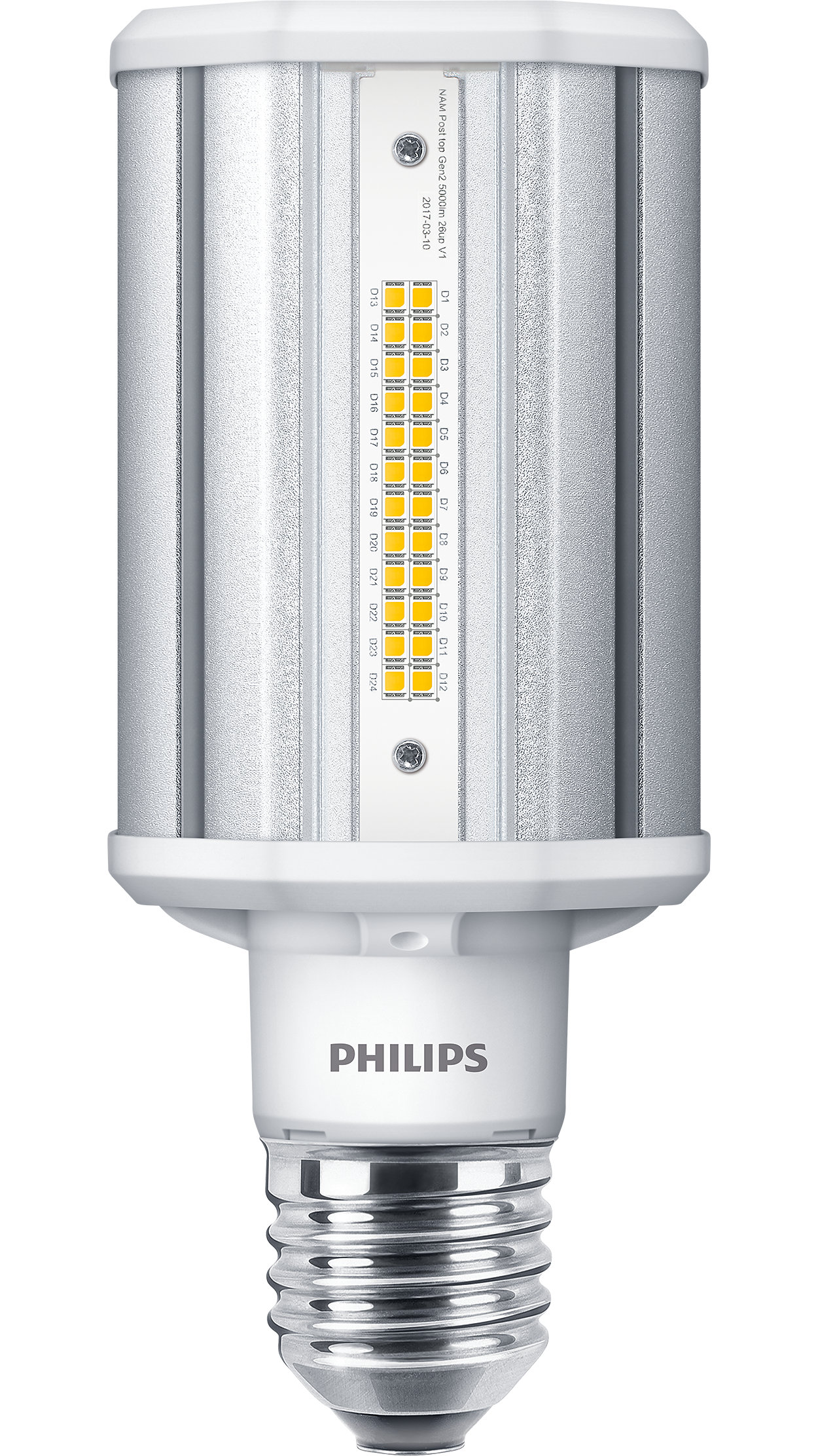 La solución LED de baja inversión inicial proporciona ahorros instantáneos mientras que mantenés tu singularidad