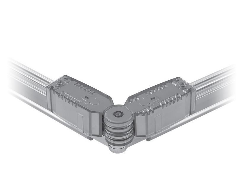 Suspended Variable Angle Electrical/Mechanical Coupler, Not a Power Feed Device