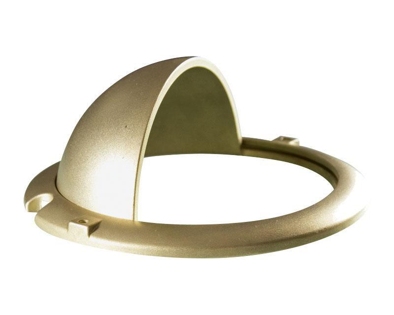 Landscape Accessories, Cast Bronze Half Dome (I15HDN)