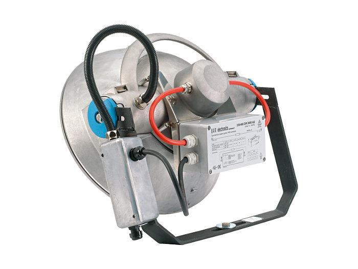 Proiettore con  riaccensione a caldo (HRE)