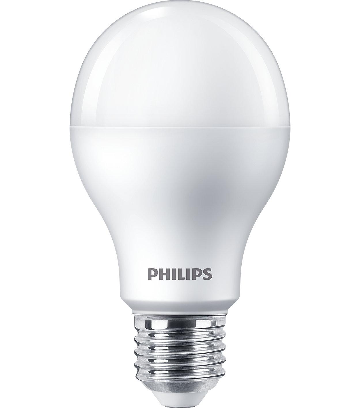 A solução acessível de lâmpada LED