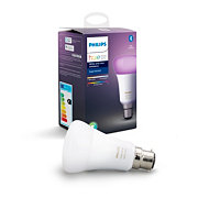Hue White and colour ambience 1-pack B22