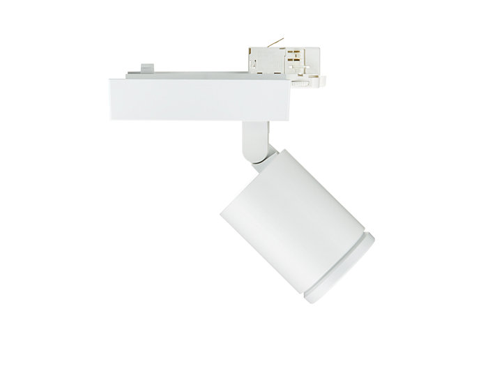 StyliD Evo Compact white, side view